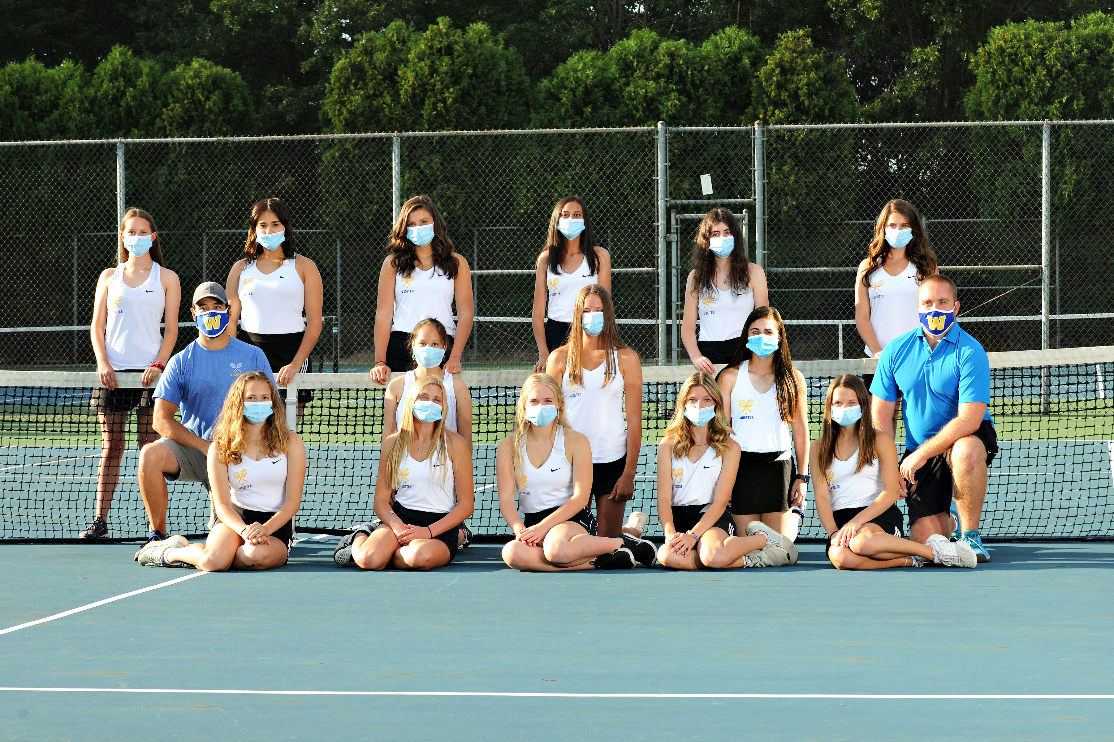 2020 Wooster Girls Tennis